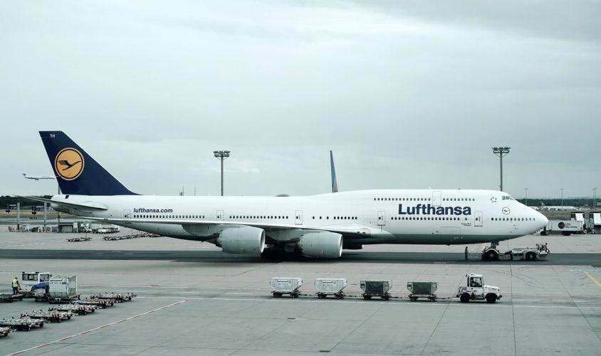 Lufthansa airline strike