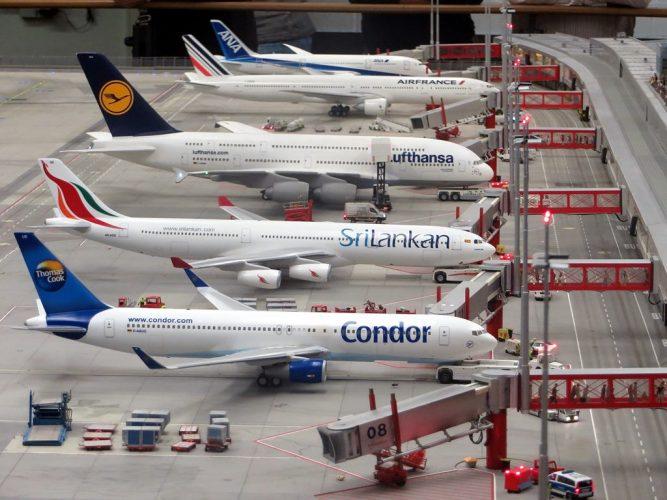 Lufthansa airline cabin crew strike
