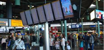 Airport compensation